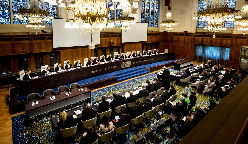 2021-2022 Judicial Fellowship Programme of the International Court of Justice