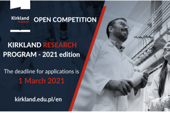 The Kirkland Research Program Scholarships in Poland